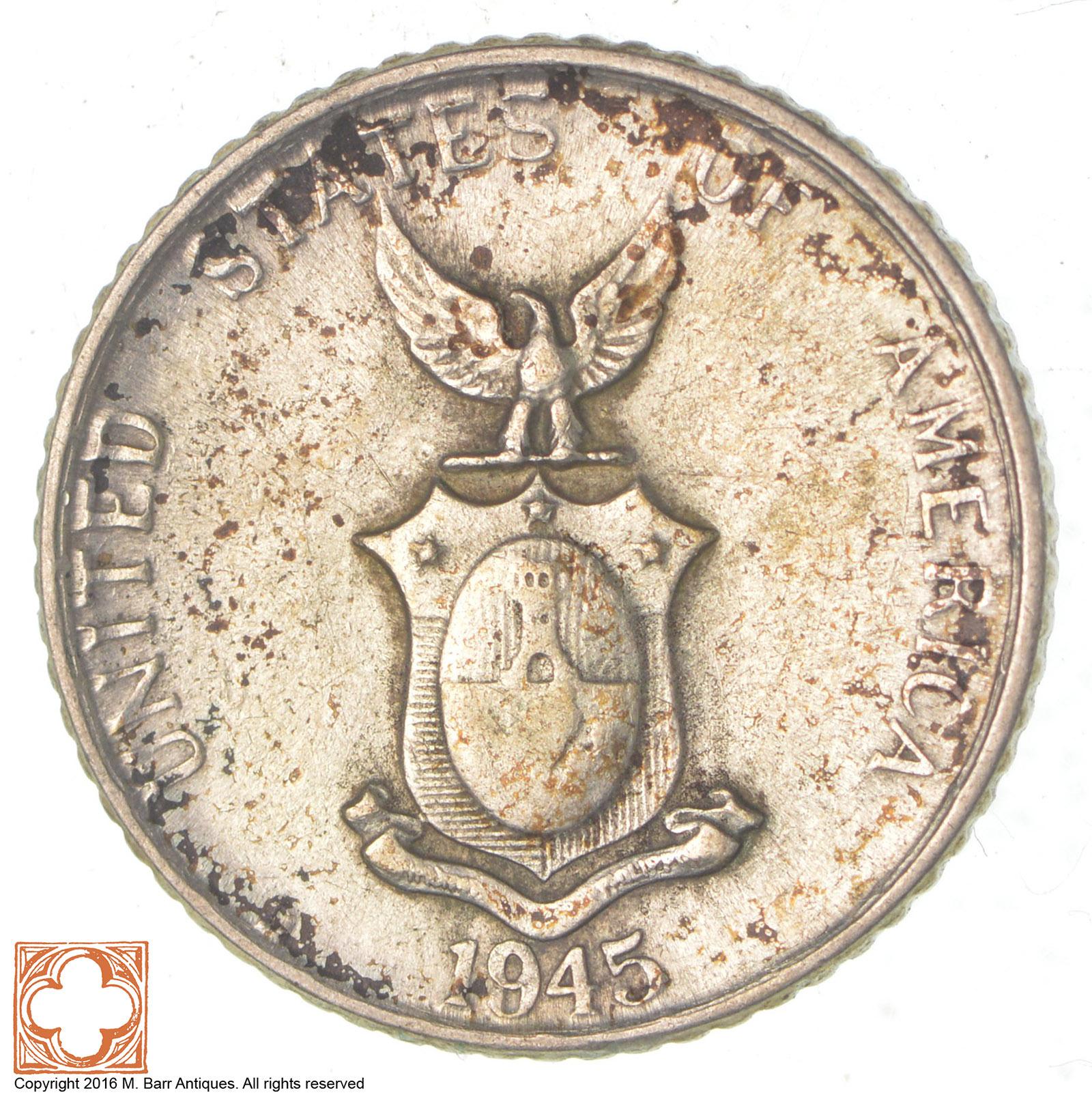 1945 coin