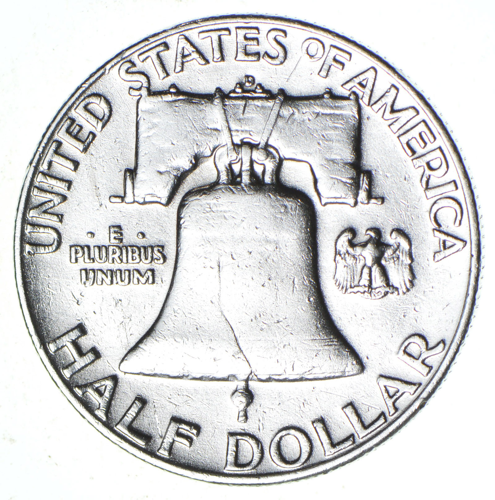tough 1953 d franklin 90 silver us half dollar property room 1943 Half Dollar tough 1953 d franklin 90 silver us half dollar