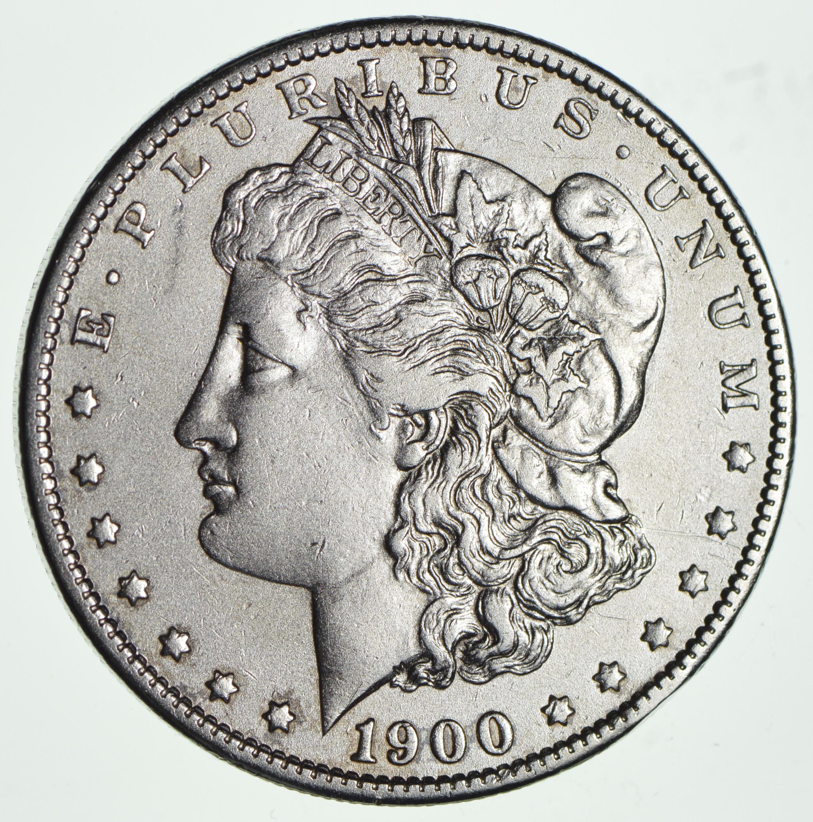 Wow 1900 S Morgan Silver Dollar Rare Better Grade Look At Price Guide