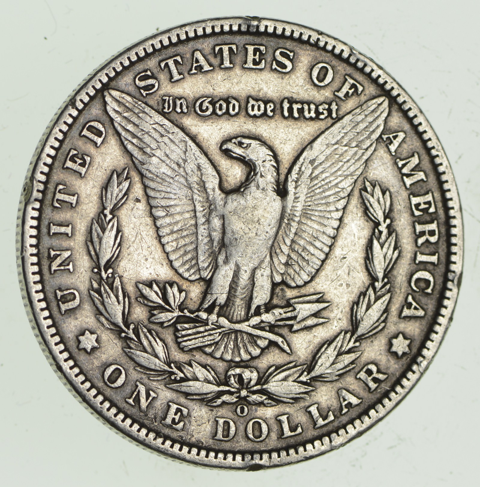 worth of 1881 silver dollar coin