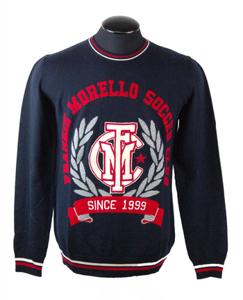FRANKIE MORRELLO Men's Italian Designer Sweater - Size XXL - Retail $495.00
