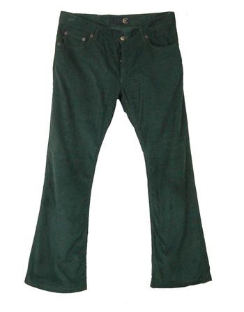 New JUST CAVALLI Men's Corduroy Jeans- size 34/48-Retail $250.00