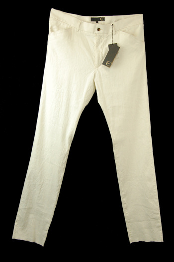 New JUST CAVALLI Men's Casual Summer Pants- Size 54-Retail $495.00