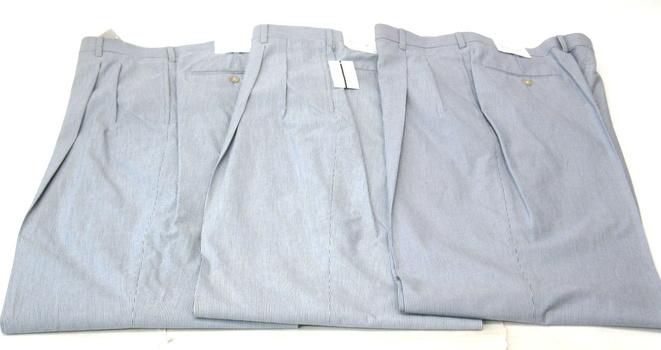 3 Pair New Men's Pants- Size 38 R