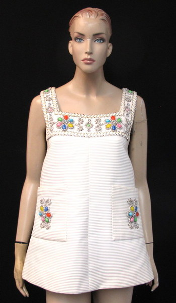 H.R's Boutique Women's Sleeveless Top-Made in France
