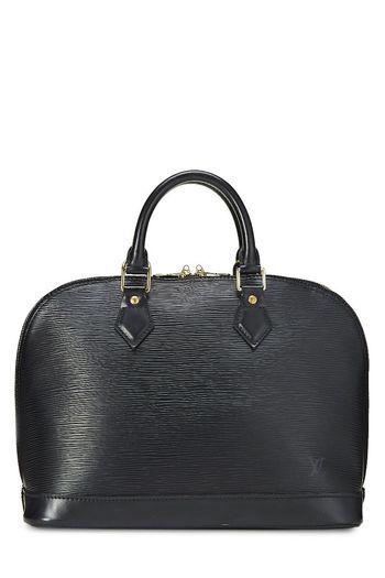 Louis Vuitton Alma Bag (Black) Retail $1,695.00