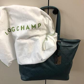 Longchamp NEW Leather Bag $400.00