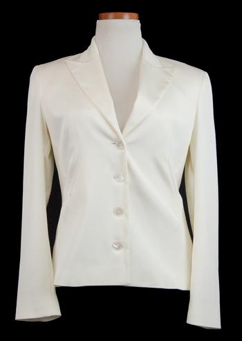 Women's Designer EXTE Jacket - Size 44 - Retail $495.00