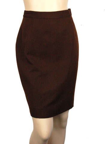 Women's Italian Designer STUDIO 000.1 by GF FERRE Skirt - Size 42 EU - Retail $275.00