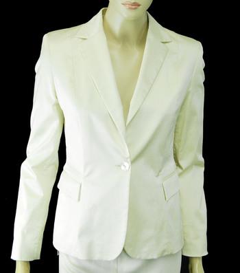 Women's Italian Designer LE FULL Jacket - Size S - Retail $595.00