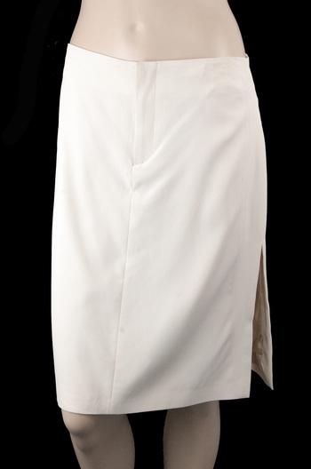 J's EXTE -  Italian Designer Skirt - Size 30/44 - Retail $275.00