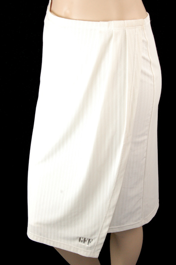 Women's Italian Designer GF FERRE Sporty Skirt - Size M - Retail $255.00