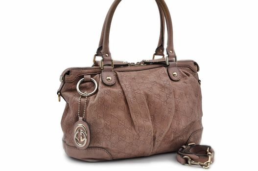 GUCCI Sukey Guccissima Micro GG Leather HandBag Rare Earth MSRP $2899