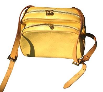 LOUIS VUITTON BackPack Murray Vernis Handbag