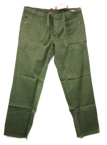 DOLCE & GABBANA Men's Italian Designer Patriot Army Pants - Size 35 - Retail $395.00