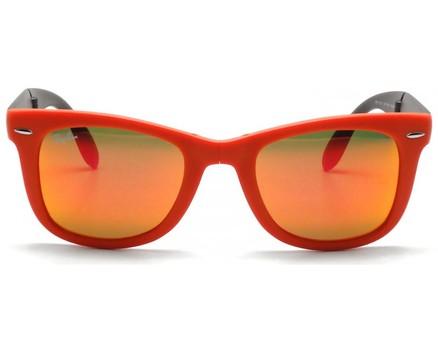 RayBan Wayfarer Folding Sunglasses Italy $199.00