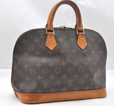 Louis Vuitton Monogram Alma Handbag MSRP $ 2499