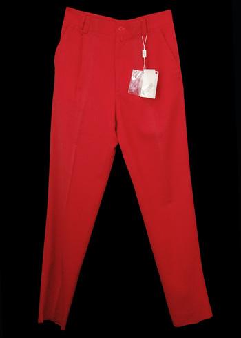 Men's Designer VERSACE Casual Pants - Size 36 - Retail $395.00