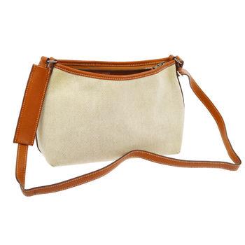 HERMES AMAZING  PRICE DROP TO $399 HERMES Like New Berurango Handbag Shoulder Bag MSRP $3299