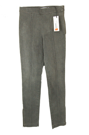 Women's Italian Designer SIMEFENDI Stretch Pants - Size 38 - Retail $299.00