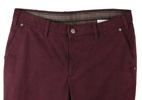 Men's Designer RIVIERA RED Casual Pants - Size 36 - Retail $195.00
