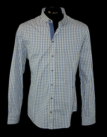 FRANKIE MORELLO MILAN Men's Long Sleeve Shirt - Size S - Retail $295.00