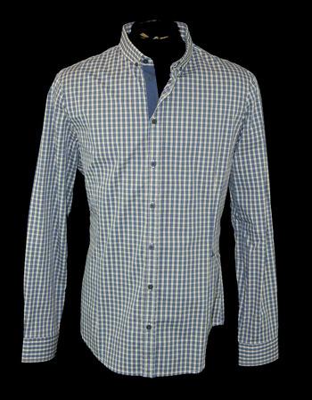FRANKIE MORELLO MILAN Men's Long Sleeve Shirt - Size XXL - Retail $295.00
