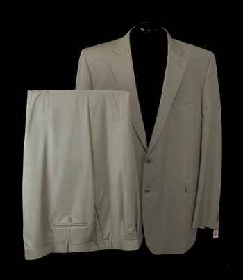 NEW Men's Designer COPPLEY 2 Piece Suit - Size 52XL - Retail $699.00