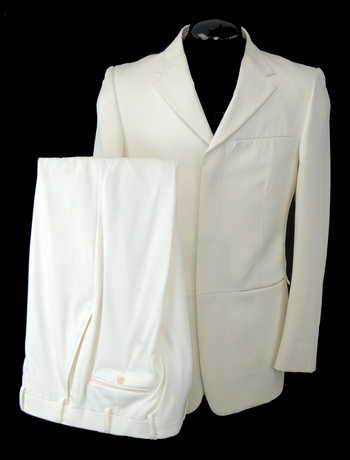 Men's Designer PAL ZILERI 2 Piece Suit - Size 36 - Retail $999.00