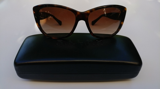 Ralph Lauren Cat Eye Tortoise Sunglasses