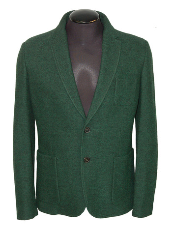 ICEBERG Men's Wool Blazer - Size L - Retail $1,295.00