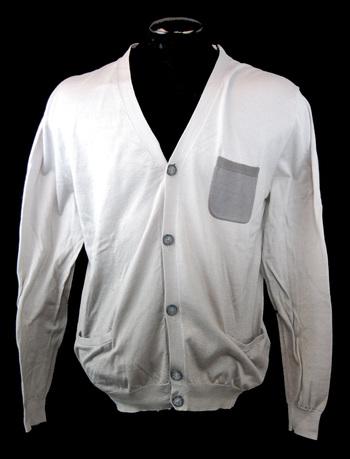 ICEBERG Men's Italian Designer Sweater - Size M - Retail $585.00