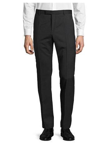 Strellson New Mens Kael Wool Dress Pants, 36