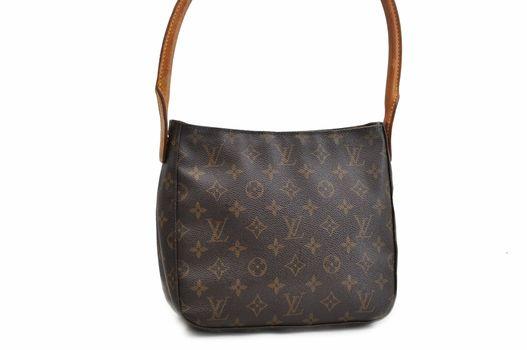 Louis Vuitton Monogram Looping MM Handbag Shoulder Bag MSRP $ 2699