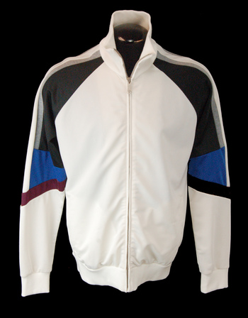 FRANKIE MORELLO MILAN Men's Designer Zipper Sweatshirt - Size L - $550.00 Retail