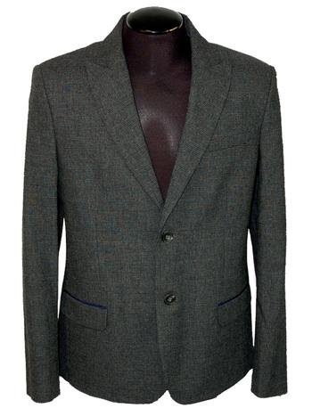 ICEBERG Men's Wool Blend Blazer - Size XL - Retail $1,295.00