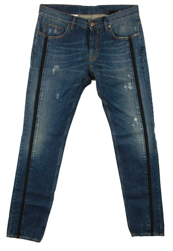 MOSCHINO Men's Italian Designer Jeans - Size 38 - Retail $495.00