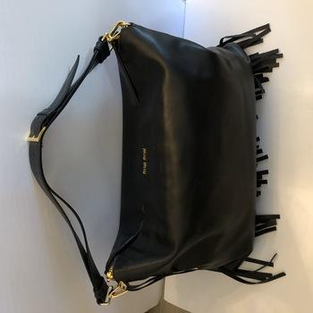 Miu Miu by Prada NEW Very Leather Travel Bag
