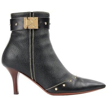 LOUIS VUITTON Women's Boots Size 9