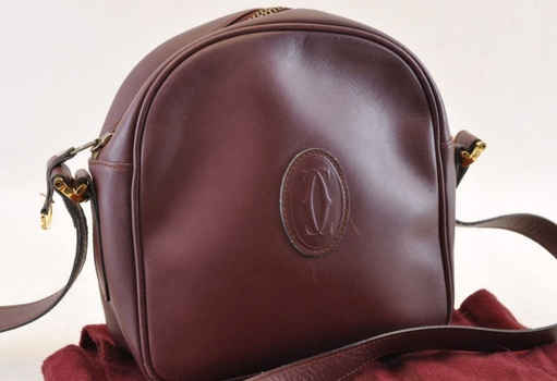Cartier Must De Canteen Handbag Shoulder bag MSRP $2599
