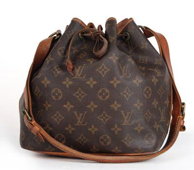 Louis Vuitton Draw String Bag