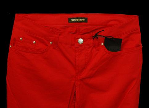 GF FERRE Men's Casual Pants - Size 28
