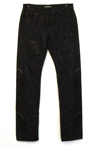 Women's Designer GF FERRE Jeans - Size 30