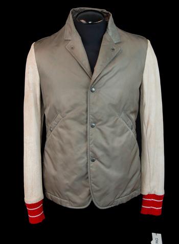 ICEBERG Men's Italian Designer Jacket - Size M - Retail $1,500.00