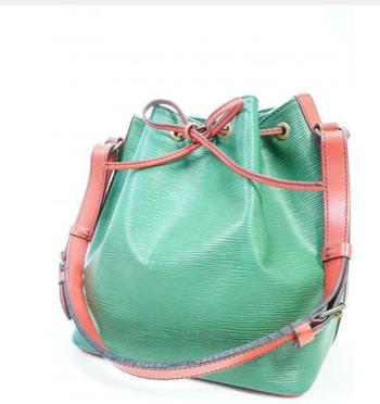 Louis Vuitton EIP Noe Monogram Bucket Petite Shoulder handbag Purse