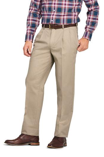 Men's Designer SAM CAVATO Tailored Casual Pants - Size 38R - Retail $229.00