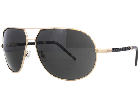 New Invicta Rose-Tone Aviator Sunglasses - Retail $ 195.99