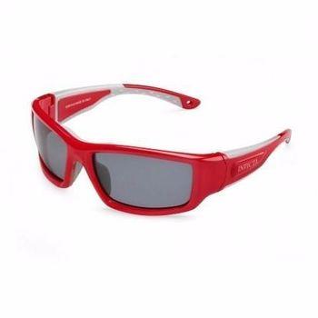 MADE IN ITALY New Invicta Red/Gray Tsunami Sport Sunglasses - Retail $395.00