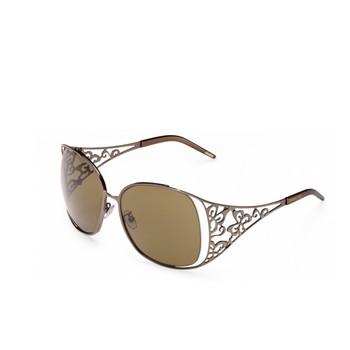 New Invicta Brown Corduba Butterfly Filigree Sunglasses - Retail $395.00
