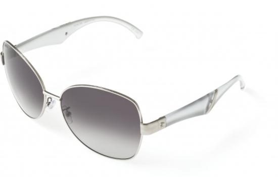 MADE IN ITALY New Invicta Silver Sunglasses - Retail $395.00